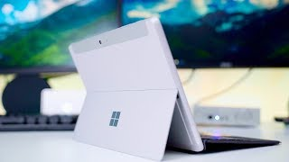 Microsoft Surface Go Review!!!! From Hating it.. To LOVING it!