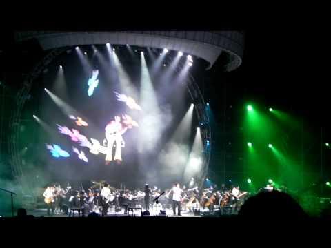 約翰藍儂加小時候 - 五月天2010演唱會
