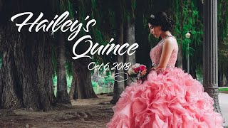 Hailey's Quinceanera - Full Video