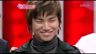 Star King Nickhun and Daesung