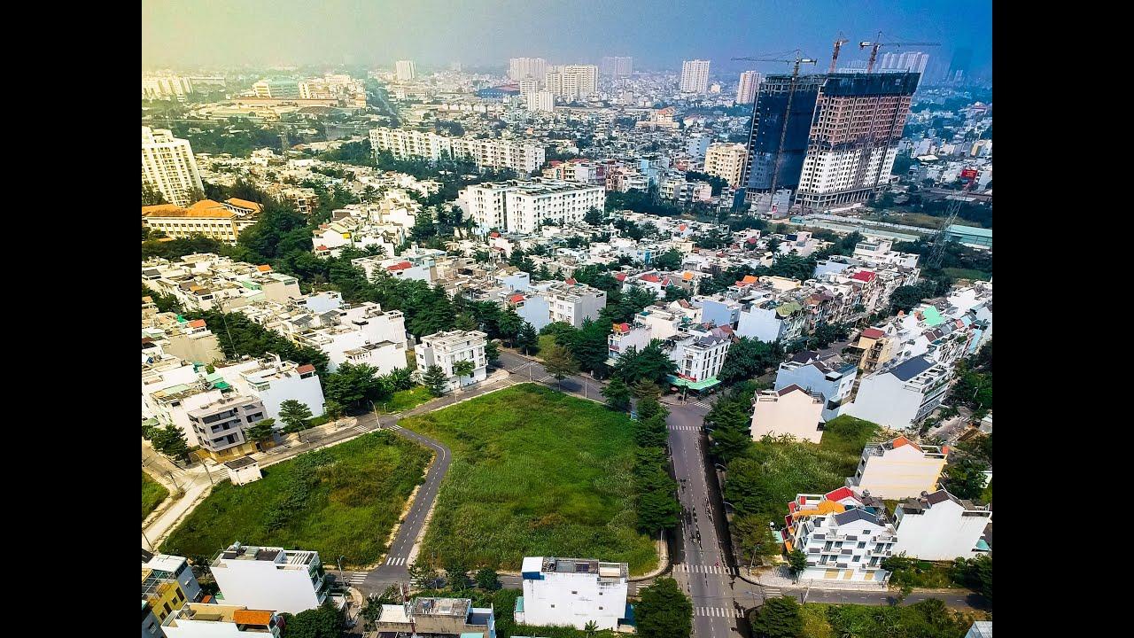 Chuyên đất nền sổ đỏ P7, Quận 8, dự án Phú Lợi, Nam Gia, Ứng Thành, Sài gòn chợ Lớn LH: 0933483333 video