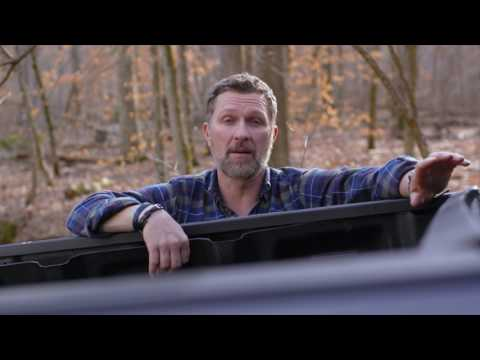 "The fun, lifestyle-heavy campaign rides on the storyline from a video spot in which two pickup trucks go head-to-head in a tug-of-war battle over a treacherous pit in the Tennessee countryside. The LINE-X truck – armored on its exterior with the brand's top-shelf ULTRA coating and a highly customized pattern/color design, as well as a LINE-X PREMIUM bedliner – takes on a rival truck with a cheap, drop-in bedliner. A chain is attached to both.  ""Let's see which one comes out ahead,"" says Morgan."