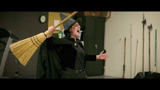 FLYING LESSONS: Episode 1  WICKED the Musical