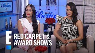 Nikki Bella Talks Reliving John Cena Breakup on TV | E! Live from the Red Carpet