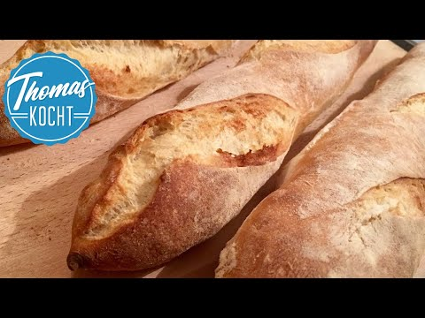 Baguette selber backen | French Baguette