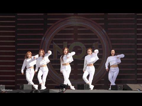 150912 DMC페스티벌 음악중심 레드벨벳 Red Velvet No.1