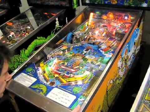Pinball Tournament Pinferno 6