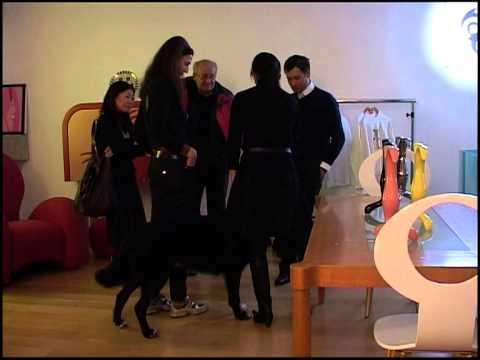 Nel loft di Anna Gili (di Ultrafragola.tv)