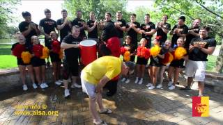 #IceBucketChallenge - Pittsburg State University