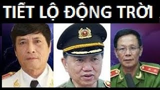 Hé lộ danh sách các tướng CA dính đến vụ đánh bạc ngàn tỷ