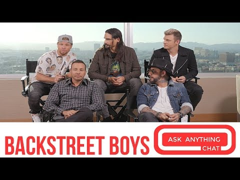 Backstreet Boys Announce 2019 World Tour