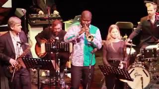 Berima Amo - Grazing In The Grass - Berima Amo & The Koselleck BigBand