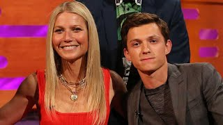 Tom Holland Reacts to Gwyneth Paltrow NOT Knowing She Was in Spider-Man