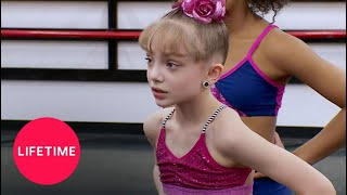 Dance Moms: Sarah Can't Keep Up in the Group Dance (Season 4 Flashback) | Lifetime