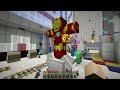 Minecraft | IRON MAN NO MODS | Minecraft Vanilla