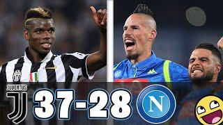 JUVENTUS vs NAPOLI 37-28 TUTTI I GOL dal 2010 al 2020 ⚽ ALL GOALS JUVE vs NAPOLI