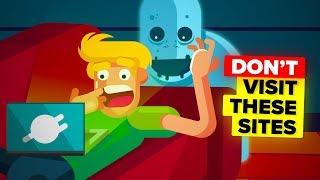 Scary Internet Websites You Should Never Visit