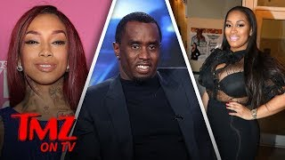 HUGE Fight at Diddy's Party! | TMZ TV