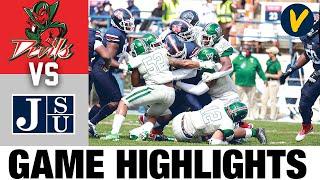 MVSU vs Jackson State Highlights | 2021 Spring College Football Highlights