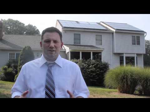 Howard County Executive Ken Ulman at Hawkes Family Solar Party