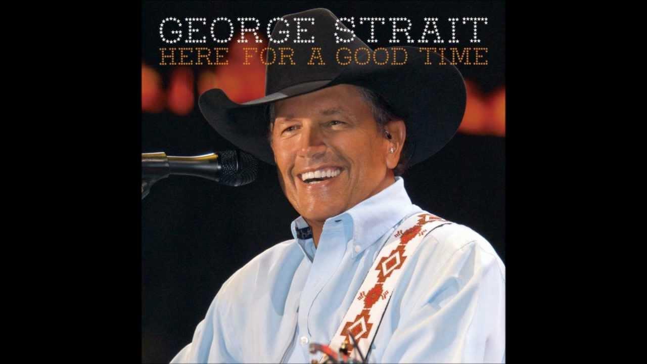 George Strait Drinkin Man Youtube