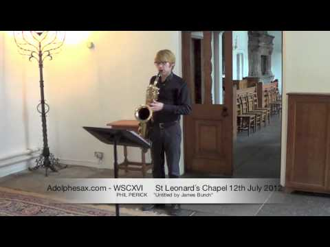 WSCXVI PHIL PIERICK   Untitled by James Bunch