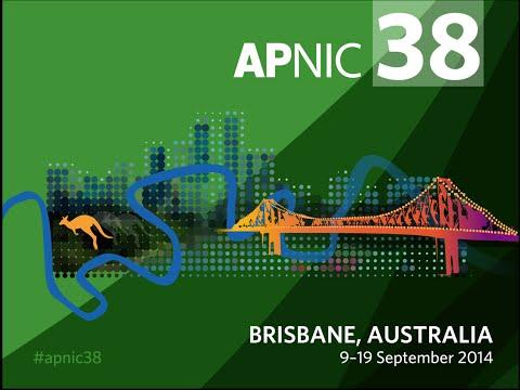 APNIC's draft proposal on IANA Stewardship Transition - APNIC 38 Consultation session