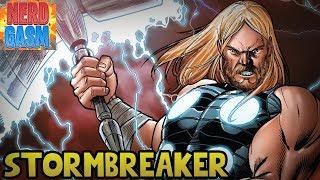 How powerful is Stormbreaker? Stormbreaker History Avengers Endgame