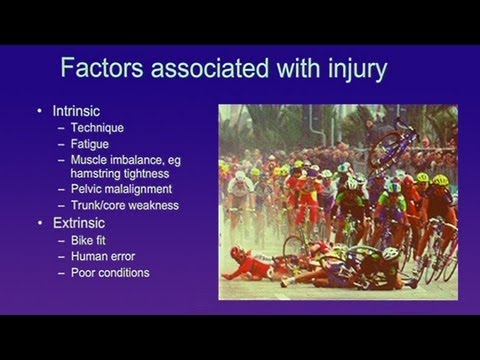Cycling Injuries: Diagnosis and Treatment