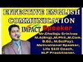 COMMUNICATIVE ENGLISH FOR TEENAGERS CHELLOJU SRINIVAS
