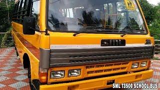 Tata Motors Marcopolo Starbus Ultra School Bus at Bus