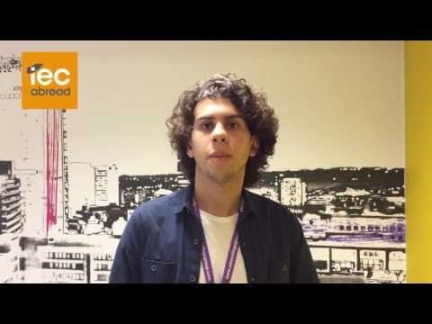 Dilan - IEC Abroad Testimonial