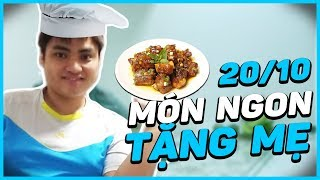 RIP113 LẦN ĐẦU NẤU ĂN CHO MẸ NGÀY 20/10 : RIP with the Pan