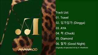 [FULL ALBUM] 마마무(MAMAMOO) - TRAVEL (10th Mini Album)