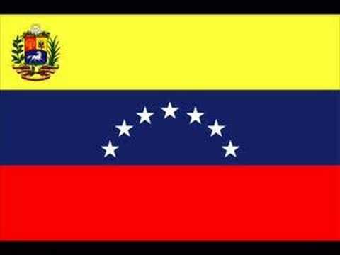 Himnno de la República Bolivariana de Venezuela