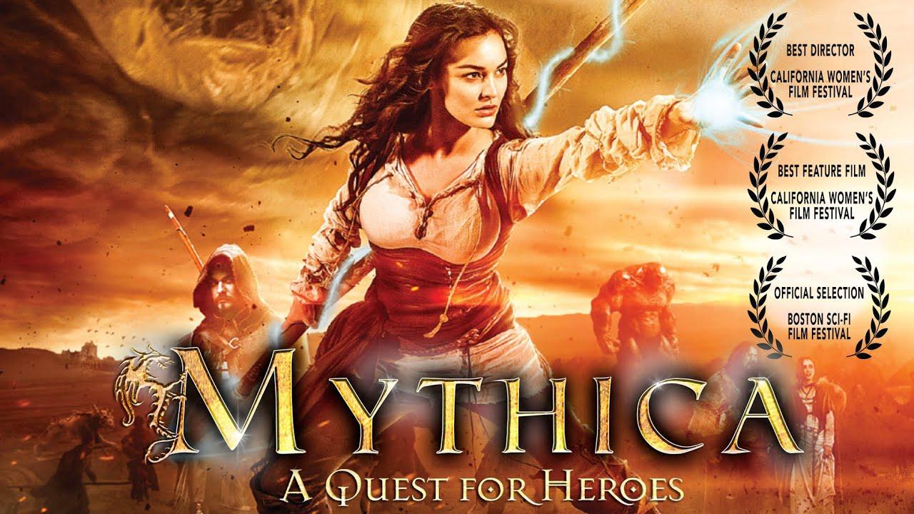 Митика: Мисия за герои (2015) Трейлър