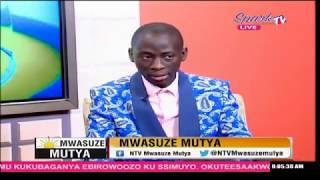 MWASUZE MUTYA: Dr T, azanya nga Tamale Mirundi