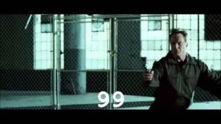 Shoot 'Em Up (2007) Clive Owen killcount REDUX