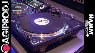 DENON DJ VL12 PRIME in action