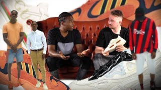 HOW TO STYLE DAD SHOES / CHUNKY SNEAKERS - YouTube