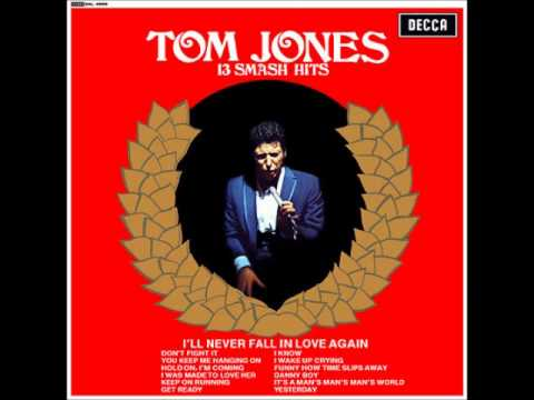 Tom Jones - I Wake Up Crying