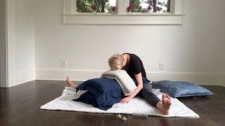 Yinspired Yoga: Do Less Than Your Best (30 minutes)