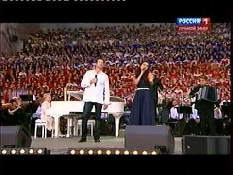 Зара и Дмитрий Певцов - Старый клён