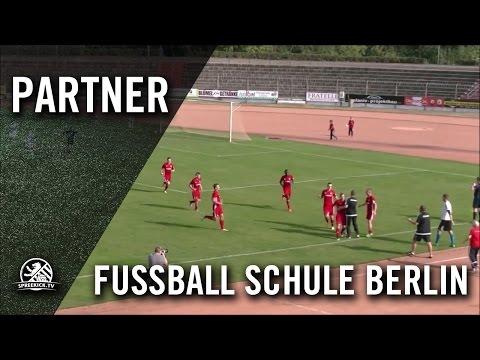 1. FC Frankfurt - CFC Hertha 06 (NOFV-Oberliga Nord) - Spielszenen | SPREEKICK.TV