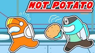 among us NEW HOT POTATO GAMEMODE (mods)