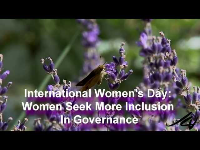 , International Women's Day - Your Time Has Come Sat, 08 Mar 2014 ...