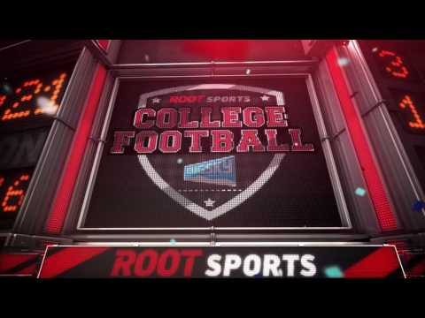 2016 ROOT SPORTS - Big Sky Football Sizzle Reel.