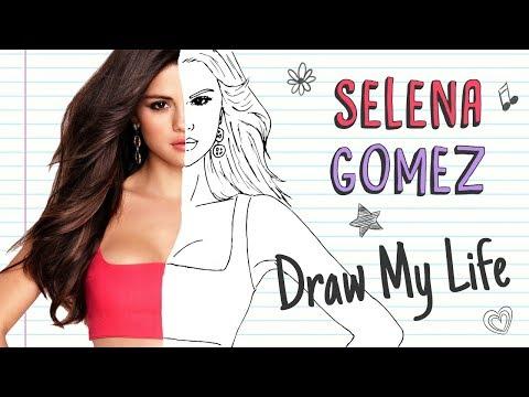SELENA GOMEZ   Draw My Life