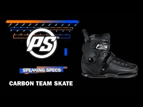 Video USD Boots CARBON TEAM 2018 Noir