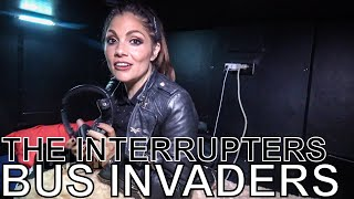 The Interrupters - BUS INVADERS Ep. 1362 [Warped Edition 2018]
